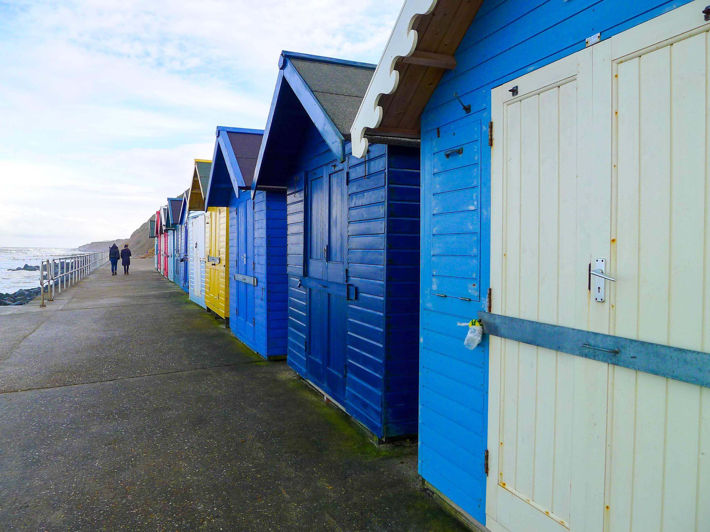 Sheringham Beach Huts
