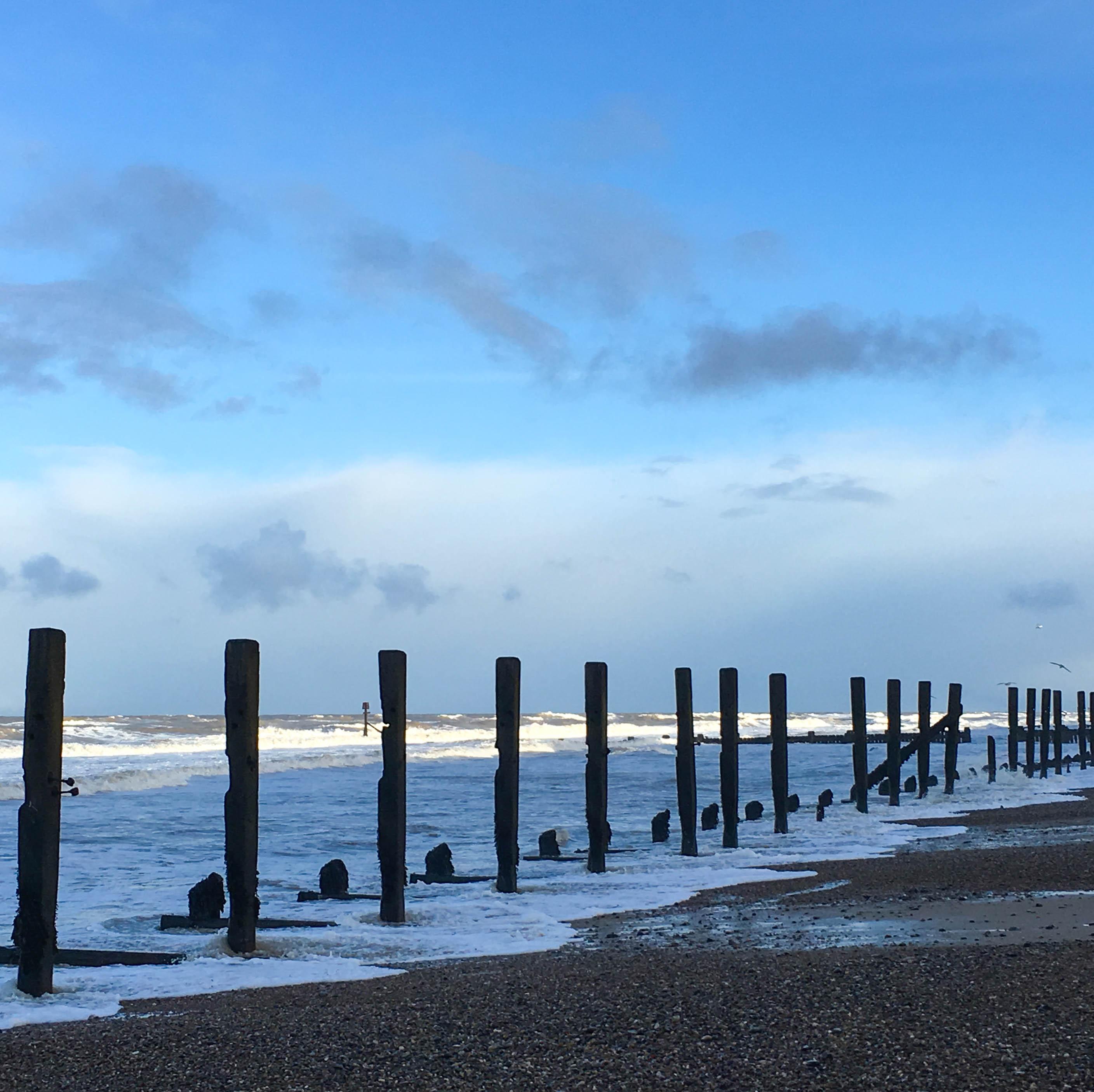 Sheringham Sea