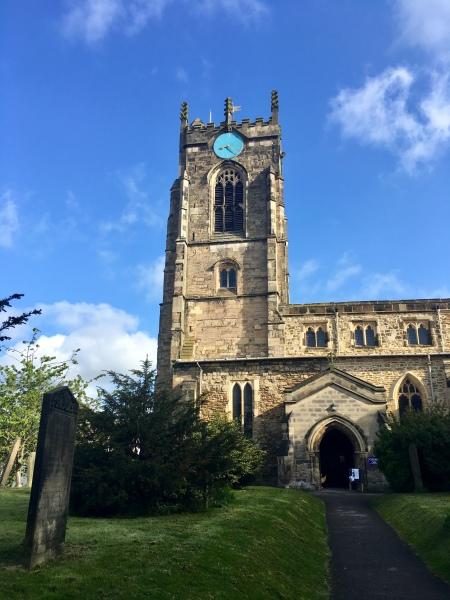 Pocklington Church, East Riding